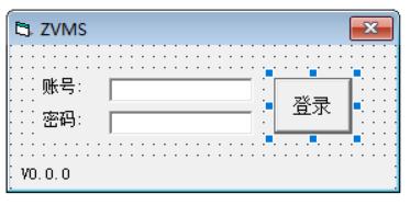 登录界面UI