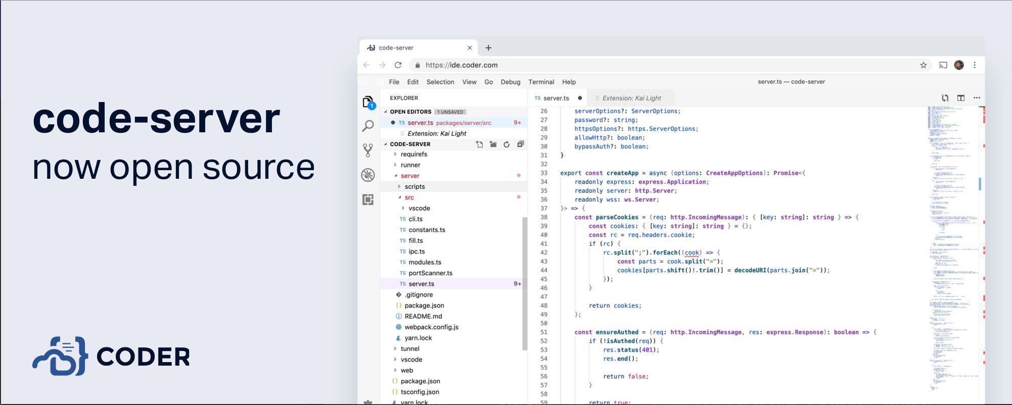 如何使用Docker部署code-server并配置nginx反代